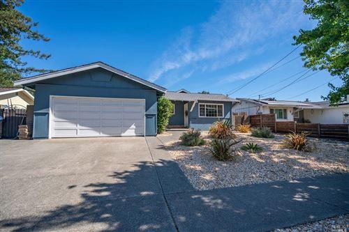 Photo of 1496 Tallac Street, Napa, CA 94558 (MLS # 321064953)