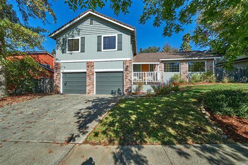 Photo of 1040 Stonebridge Drive, Napa, CA 94558 (MLS # 22025962)