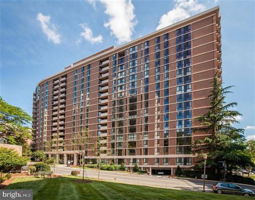 Photo of 4620 N PARK AVE #507W, CHEVY CHASE, MD 20815 (MLS # MDMC729006)