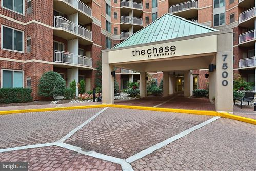 Photo of 7500 WOODMONT AVE #S319, BETHESDA, MD 20814 (MLS # MDMC687030)