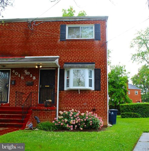 Photo of 4013 24TH PL, TEMPLE HILLS, MD 20748 (MLS # MDPG2016040)