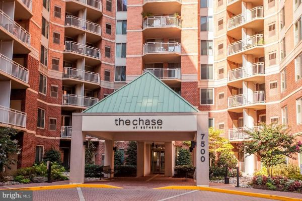Photo of 7500 WOODMONT AVE #S711, BETHESDA, MD 20814 (MLS # MDMC724118)