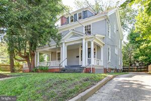 Photo of 3910 EAST WEST HWY, CHEVY CHASE, MD 20815 (MLS # MDMC659144)