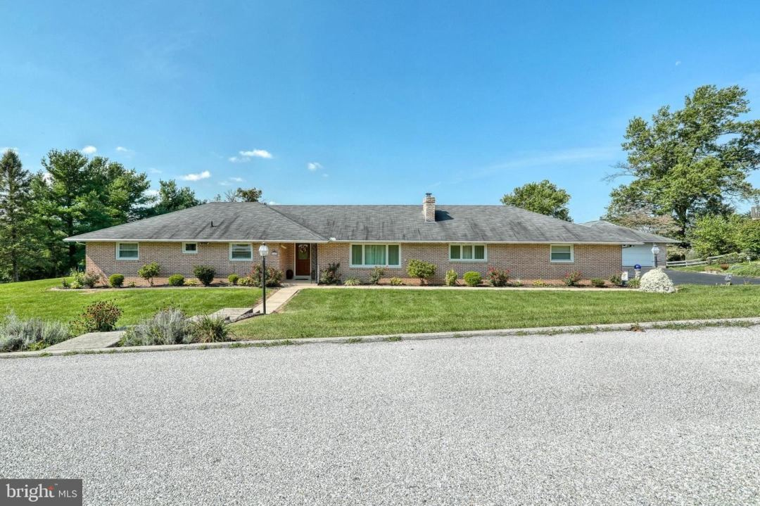 Photo of 125 HILLCREST DR, HANOVER, PA 17331 (MLS # PAYK145170)