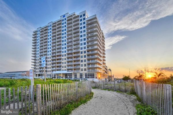 Photo of 2 48TH ST #606 & 607, OCEAN CITY, MD 21842 (MLS # MDWO114194)