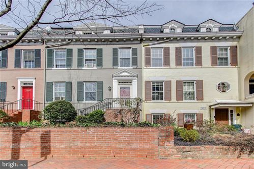 Photo of 3025 DENT PL NW, WASHINGTON, DC 20007 (MLS # DCDC461220)