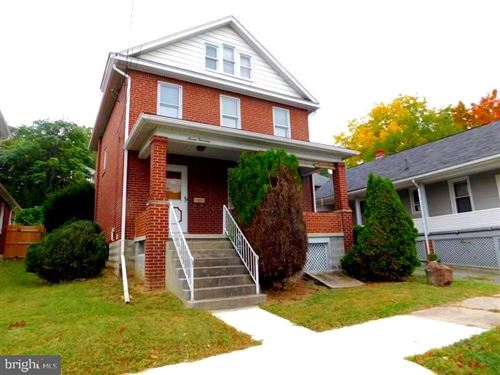 Photo of 714 LINCOLN ST, CUMBERLAND, MD 21502 (MLS # MDAL135370)