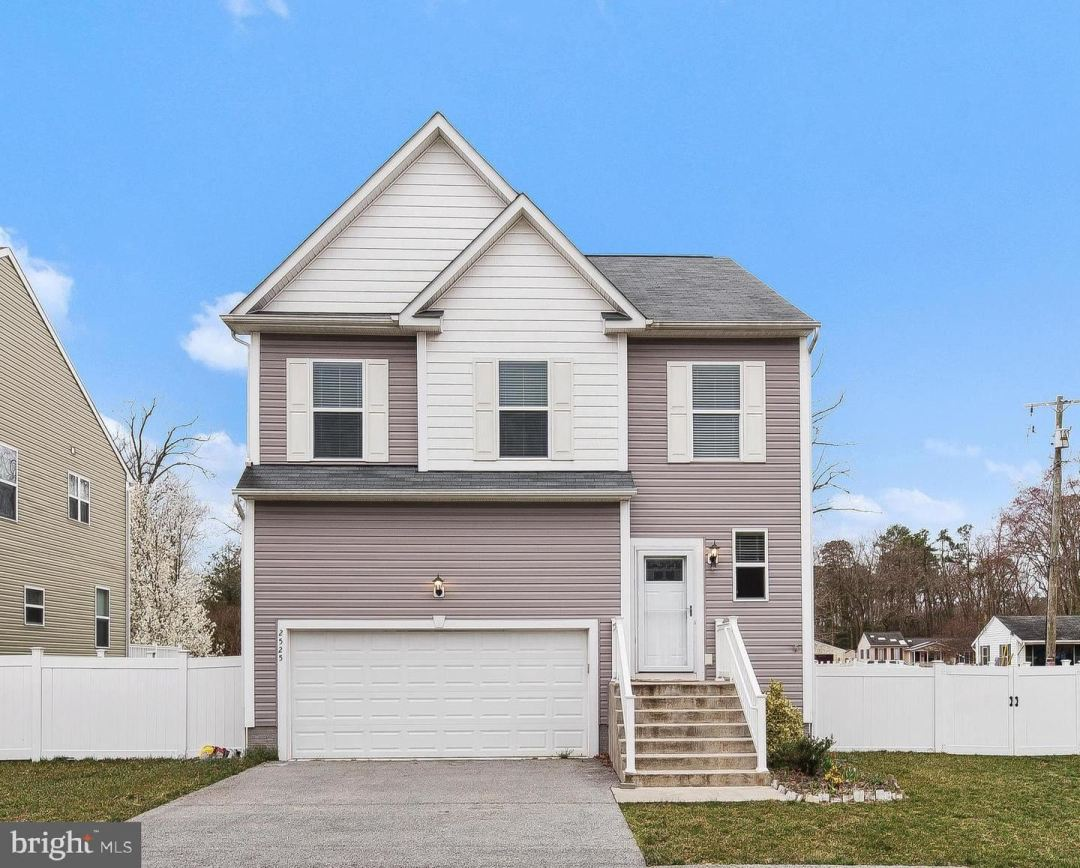 Photo for 2525 231ST ST, PASADENA, MD 21122 (MLS # MDAA422506)
