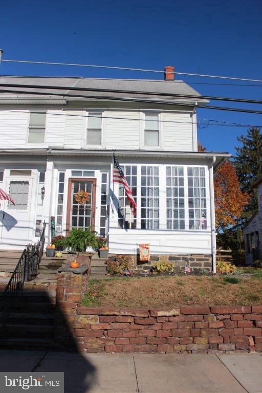 Photo of 129 GREEN ST, SELLERSVILLE, PA 18960 (MLS # PABU511510)
