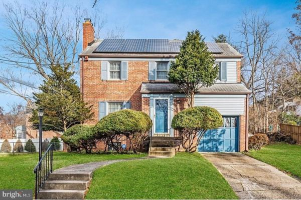Photo of 8205 MEADOWBROOK LN, CHEVY CHASE, MD 20815 (MLS # MDMC698608)