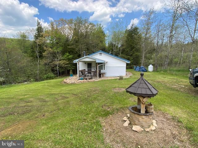 Photo for 1392 SHAFFER MOUNTAIN RD, CAIRNBROOK, PA 15924 (MLS # PASS100794)