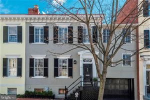 Photo of 1409 29TH ST NW, WASHINGTON, DC 20007 (MLS # 1002763846)