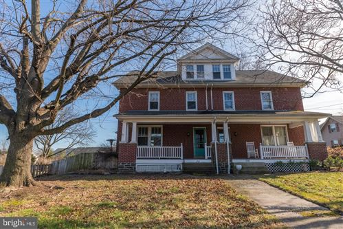 Photo of 354 MAPLE AVE, HARLEYSVILLE, PA 19438 (MLS # PAMC633988)