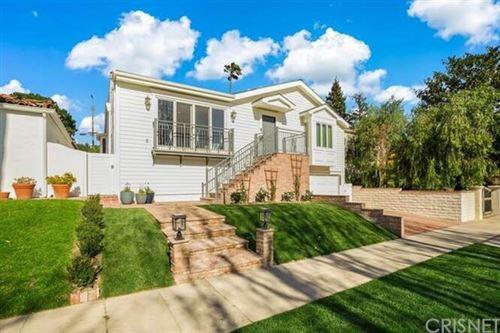 Photo of 10159 Toluca Lake Avenue, Toluca Lake, CA 91602 (MLS # SR21039107)