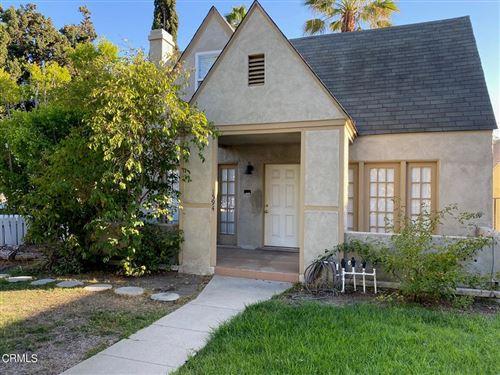 Photo of 1594 E Howard Street, Pasadena, CA 91104 (MLS # P1-7154)