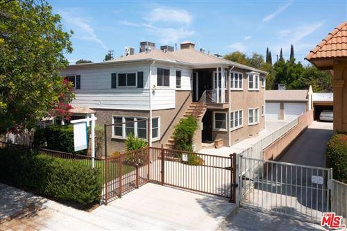 Photo of 10939 1/2 Moorpark Street, North Hollywood, CA 91602 (MLS # 21765160)