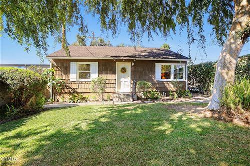 Photo of 1363 N Grand Oaks Avenue, Pasadena, CA 91104 (MLS # P1-7204)