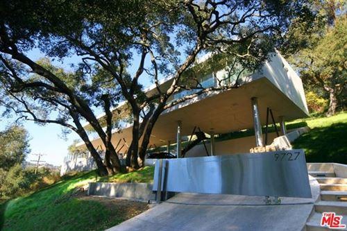 Photo of 9727 Oak Pass Road, Beverly Hills, CA 90210 (MLS # 20663248)