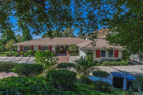 Photo of 1707 Outpost Lane, Pasadena, CA 91107 (MLS # AR21233251)