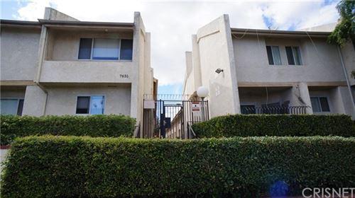 Photo of 7631 Reseda Boulevard #56-V, Reseda, CA 91335 (MLS # SR20052373)