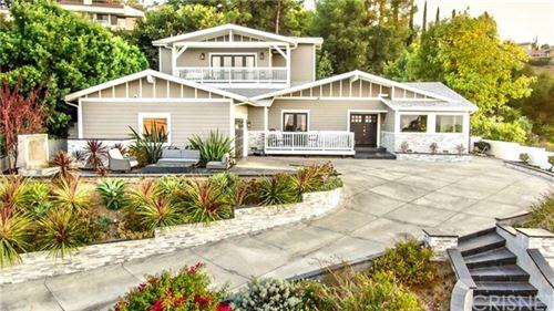 Photo of 15714 Castlewoods Drive, Sherman Oaks, CA 91403 (MLS # SR20200484)