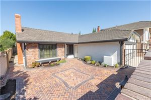 Photo of 20961 Paseo Nogal, Lake Forest, CA 92630 (MLS # OC19242593)