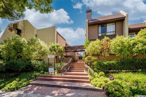 Photo of 1349 N Columbus Avenue #19, Glendale, CA 91202 (MLS # 320007619)