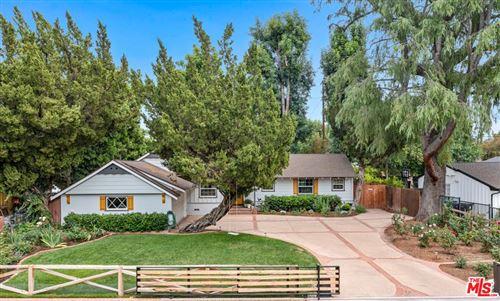 Photo of 23222 Ostronic Drive, Woodland Hills, CA 91367 (MLS # 21747632)