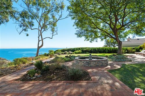 Photo of 20990 Las Flores Mesa Drive, Malibu, CA 90265 (MLS # 21731748)