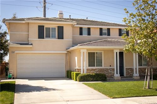Photo of 1283 Olympic Street, Beaumont, CA 92223 (MLS # CV21076774)
