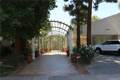 Photo of 20134 Leadwell Street #214, Winnetka, CA 91306 (MLS # SR21146777)