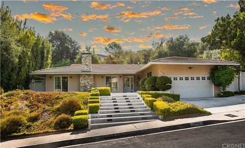 Photo of 3532 Green Vista Drive, Encino, CA 91436 (MLS # SR21164792)
