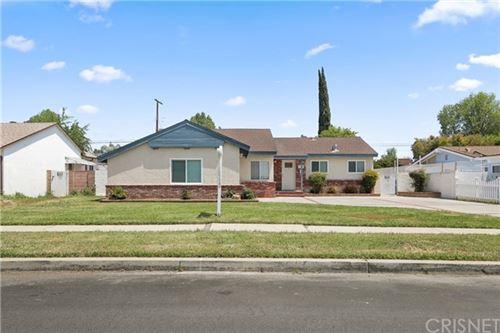 Photo of 8138 Kelvin Avenue, Winnetka, CA 91306 (MLS # SR21097809)