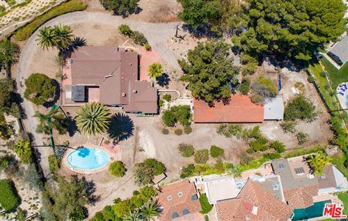 Photo of 16730 Chaplin Avenue, Encino, CA 91436 (MLS # 21778866)