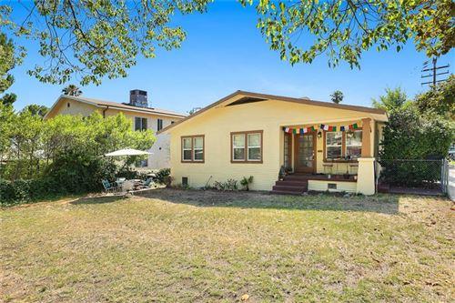 Photo of 1454 E Elizabeth Street, Pasadena, CA 91104 (MLS # PF21228911)