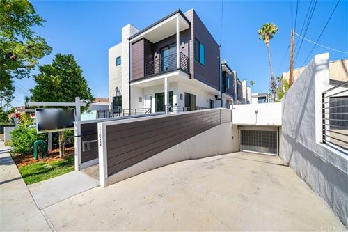 Photo of 165 N Sierra Bonita Avenue #1, Pasadena, CA 91106 (MLS # OC21166917)