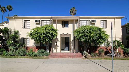 Photo of 1270 N Wilcox Avenue #7, Hollywood, CA 90038 (MLS # SR20193926)