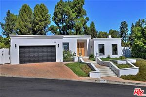Photo of 17115 ADLON Road, Encino, CA 91436 (MLS # 19502942)