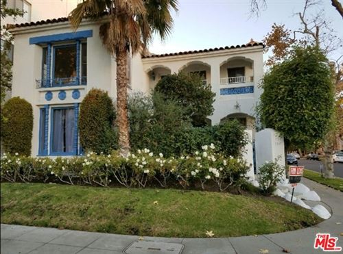 Photo of 8737 CLIFTON Way, Beverly Hills, CA 90211 (MLS # 20663950)