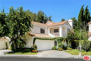 Photo of 4324 WILLOW GLEN Street, Calabasas, CA 91302 (MLS # 19498954)