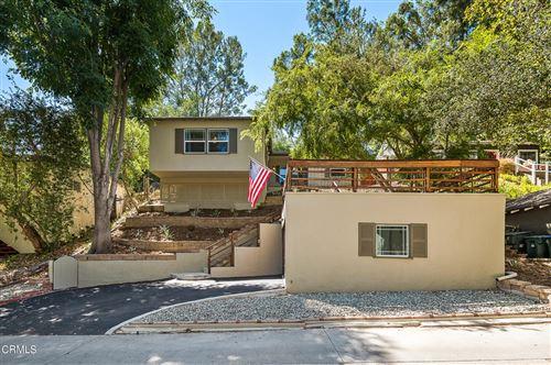 Photo of 383 Glenullen Drive, Pasadena, CA 91105 (MLS # P1-5969)