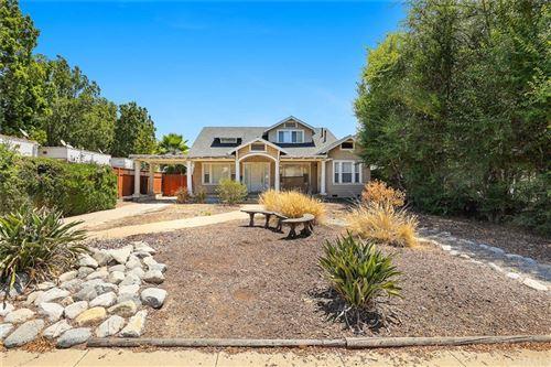 Photo of 1770 N Sierra Bonita Avenue, Pasadena, CA 91104 (MLS # PF21230992)