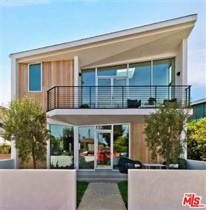 Photo of 758 SUNSET Avenue, Venice, CA 90291 (MLS # 19507056)