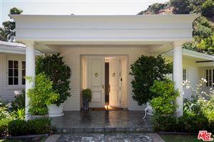 Photo of 1201 LOMA VISTA Drive, Beverly Hills, CA 90210 (MLS # 19490066)