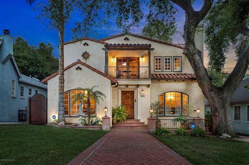 Photo of 2636 HOLLISTER Terrace, Glendale, CA 91206 (MLS # 819003077)