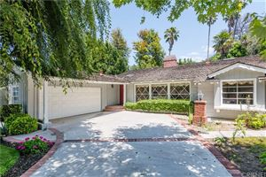 Photo of 4550 NOELINE, Encino, CA 91436 (MLS # SR19129094)