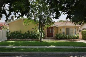 Photo of 22218 ARCHWOOD Street, Woodland Hills, CA 91303 (MLS # SR19111097)