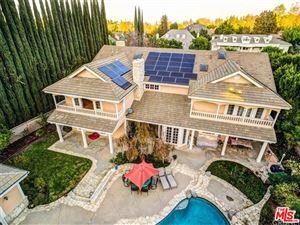 Photo of 4645 WESTCHESTER Drive, Woodland Hills, CA 91364 (MLS # 19475114)
