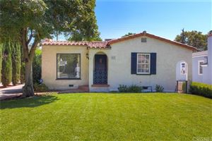 Photo of 412 North GRIFFITH PARK Drive, Burbank, CA 91506 (MLS # SR19201139)