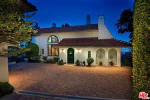 Photo of 1284 LAGO VISTA Drive, Beverly Hills, CA 90210 (MLS # 19476140)